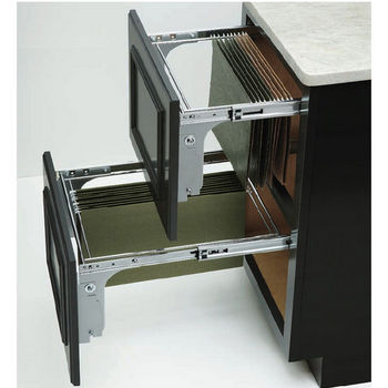 Pull-Out Drawer System