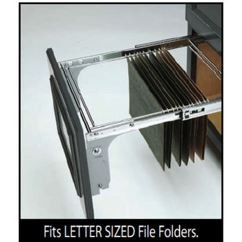 Rev A Shelf Pull Out File Drawer System