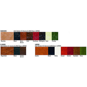Regal Vinyl Grade 2 Swatches