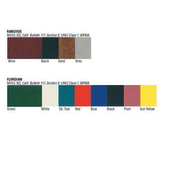 Regal Vinyl Grade 3 Swatches
