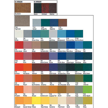 Regal Vinyl Grade 4 Swatches