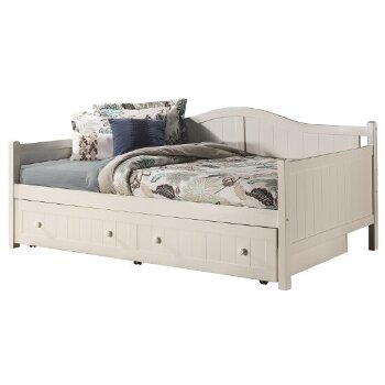 Daybed w/ Drawer Closed Angle View