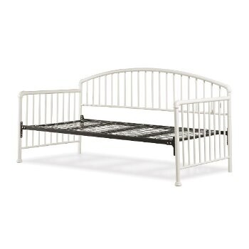Daybed w/ Deck White View 4