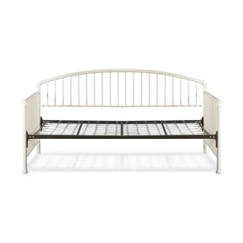 Daybed w/ Deck White View 5