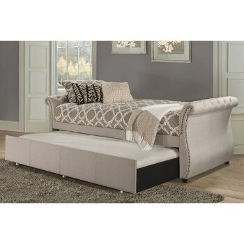 Backless Daybed w/Trundle Unit Product View