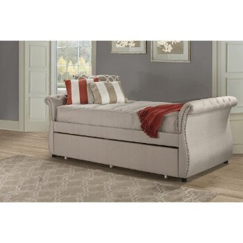 Backless Daybed w/Trundle Unit Product View 4