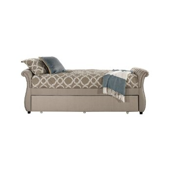 Backless Daybed w/Trundle Unit Product View 8