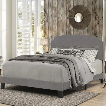 Bed in One Stone Fabric