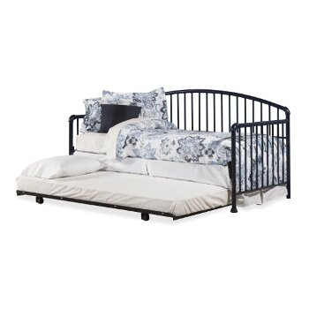 Daybed w/ Deck & Metal Trundle Unit Navy View 4