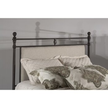 Metal Bed w/ Rails View 4