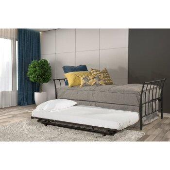Backless Daybed w/ Trundle Unit Product View
