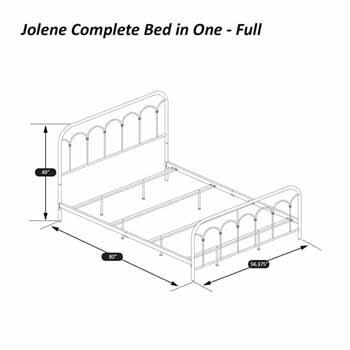 Full Bed Set Dimensions