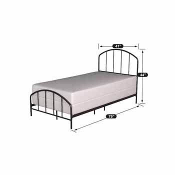 Twin Bed Dimensions