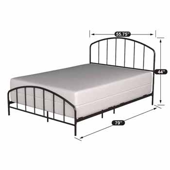 Full Bed Dimensions