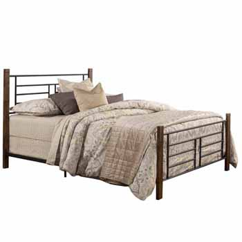Queen Bed Set Product View