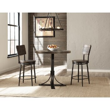 Pleasant Jennings 3 Piece Or 5 Piece Counter Height Dining Set With Beatyapartments Chair Design Images Beatyapartmentscom