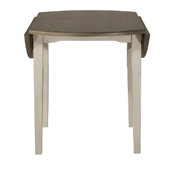 Round Drop Leaf Dining Table Product View