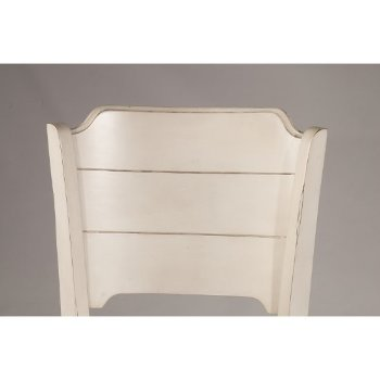 Sea White Back Support View