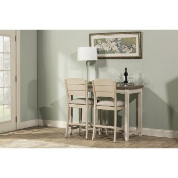 3-Piece Set w/ Open Back Stools Product View 2