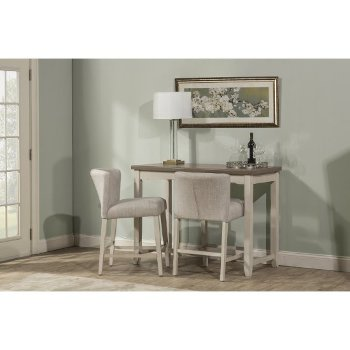 3-Piece Set w/ Wing Arm Stools Product View