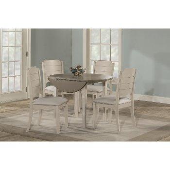 5-Piece Set w/ Side Chairs
