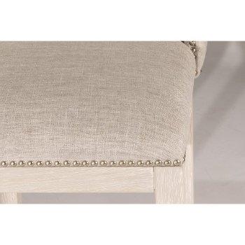 Seating Metallic Stud Detailing Close Up