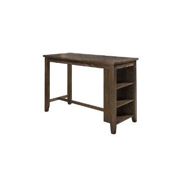 Counter Height Table Angle View