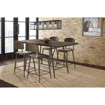 5-Piece Dining Set Situaional View
