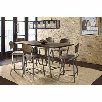 7-Piece Dining Set Situational View