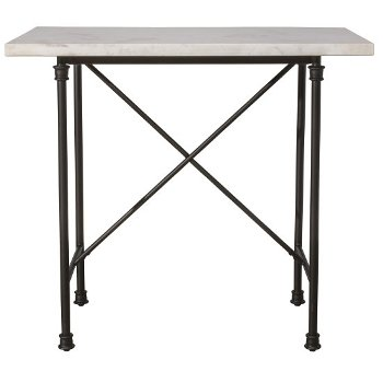 Counter Height Table Front View