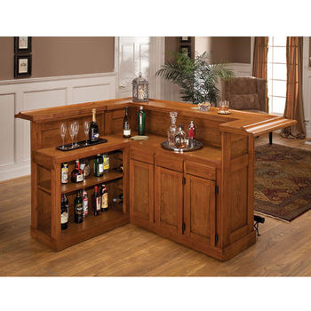 Home Bars & Commercial Bars Available In Wood, Metal & Modular ...
