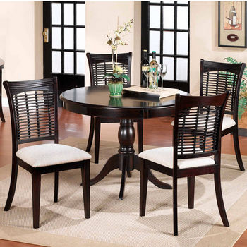 5-Piece Set w/ Bayberry Chairs