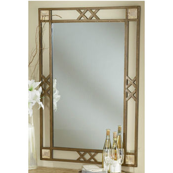 Hillsdale Furniture Bathroom Mirrors