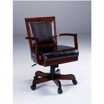 Ambassador Game Table with 4 Chairs