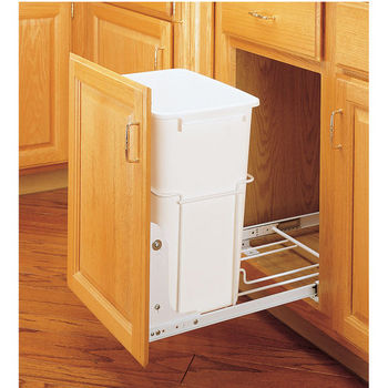 Single Bin Pull-Out Waste Container