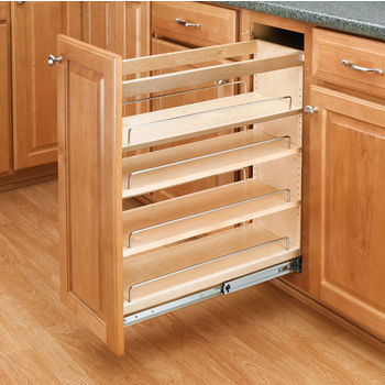 Rev-A-Shelf Wood Pull-Out Cabinet Organizer