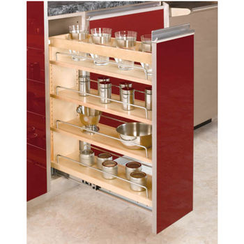 Kitchen Cabinet Pull Out Organizers cabinet organizers - kitchen cabinet organizershafele, rev-a