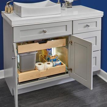 Under Sink Cabinet Organizers Under Sink Storage Amp Pull