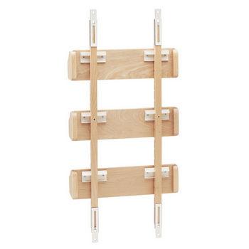 Adjustable Door Mount Spice Rack