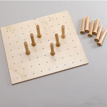 Drawer Peg System