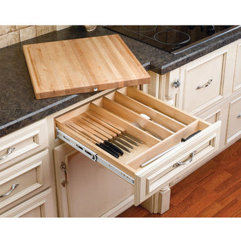 Cutting Boards Inserts Save Space With These Inserts