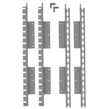 Rev-A-Shelf Base Cabinet Pullout Pilaster System Kit
