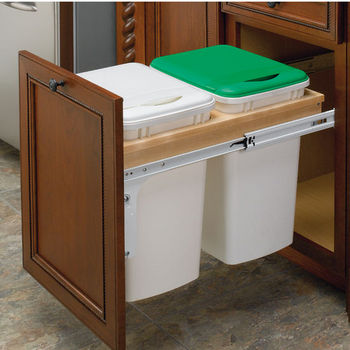 Pull-Out Waste Bins