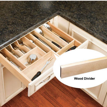 Original Wood Tray Dividers For Kitchen Cabinets Dividers For Woodworking Wood