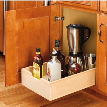 Rev A Shelf U Shaped Tray Divider For Base Or Tall Kitchen Cabinet