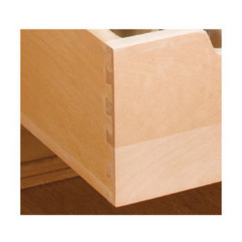 Solid Dovetail Construction