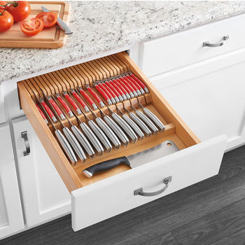 rev a shelf cutlery flatware drawer inserts drawer inserts. Black Bedroom Furniture Sets. Home Design Ideas