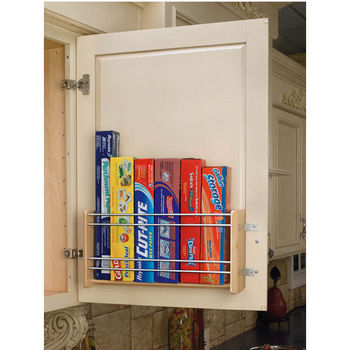 Vertical Foil Rack for Wall Cabinets