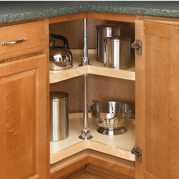 lazy susan cabinet organizers kitchen lazy susans shop for cabinet lazy susans and built in 22546