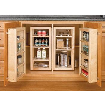Kitchen Pantry, Pantry Shelving, Pantry Organizers, Pantry Pull ...